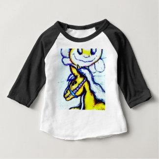 Camiseta Para Bebê Assim eu não tenho que projetar armas pela