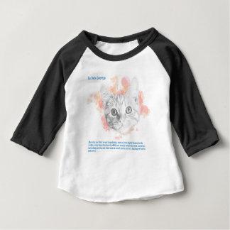 Camiseta Para Bebê Asta - demónio de Malcolm de seus materiais