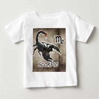 Camiseta Para Bebê astrologia 2017 do scorpio