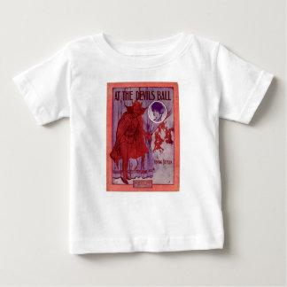 Camiseta Para Bebê At_the_Devil's_Ball_