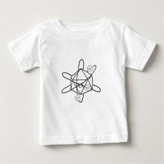Camiseta Para Bebê Átomo D20
