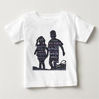 Camiseta Para Bebê Attrikid
