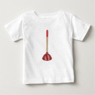 Camiseta Para Bebê Atuador vermelho
