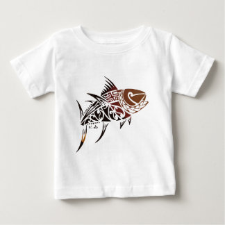 Camiseta Para Bebê Atum