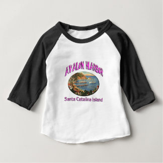 Camiseta Para Bebê avalon