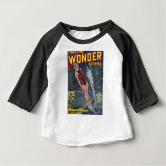 Camiseta Para Bebê Aventura subaquática