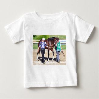 Camiseta Para Bebê Aves canoras invictos