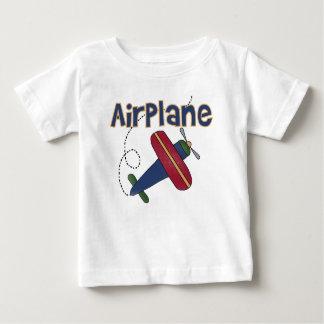 Camiseta Para Bebê Avião