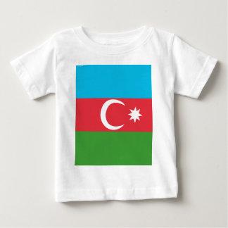 Camiseta Para Bebê Azerbaijao