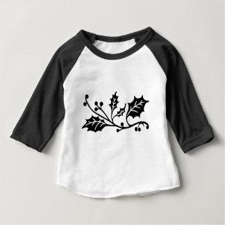 Camiseta Para Bebê Azevinho