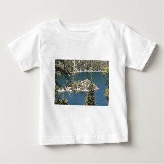 Camiseta Para Bebê baía do emerld
