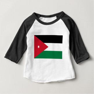 Camiseta Para Bebê Baixo custo! Bandeira de Jordão
