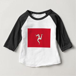 Camiseta Para Bebê Baixo custo! Ilha do homem