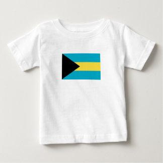 Camiseta Para Bebê Bandeira baamiana patriótica