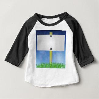 Camiseta Para Bebê bandeira do primavera