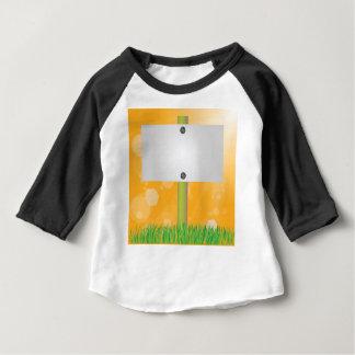Camiseta Para Bebê bandeira do verão