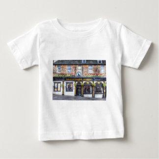 Camiseta Para Bebê Bar Edimburgo de Greyfriars Bobby
