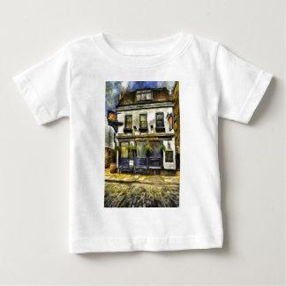 Camiseta Para Bebê Bar Londres Van Gogh de Mayflower