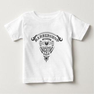 Camiseta Para Bebê Barbershop originals vintage
