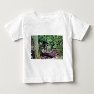 Camiseta Para Bebê Barco de fileira
