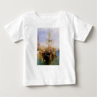 Camiseta Para Bebê barco sem velas