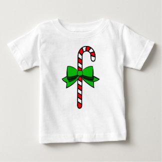 Camiseta Para Bebê Bastão de doces