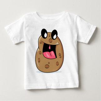 Camiseta Para Bebê Batata