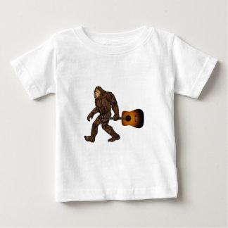 Camiseta Para Bebê Batida legendária