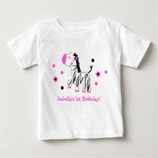 Camiseta Para Bebê Bebê bonito do miúdo da menina do Tshirt da