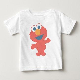 Camiseta Para Bebê Bebê Elmo