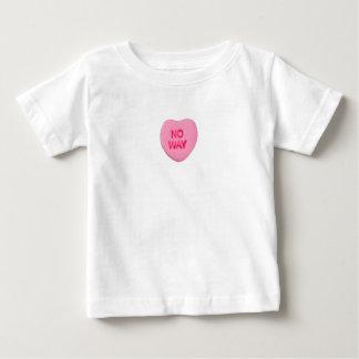 Camiseta Para Bebê Bebê sarcástico