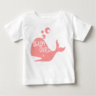 Camiseta Para Bebê Bebé T
