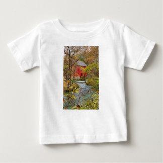 Camiseta Para Bebê Beco através das madeiras