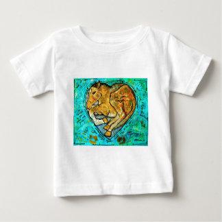 Camiseta Para Bebê Beleza de Saratoga