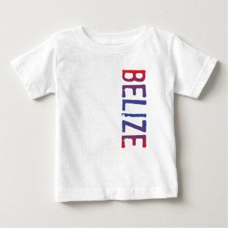 Camiseta Para Bebê Belize