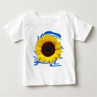 Camiseta Para Bebê benevolência das Sun-luzes