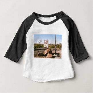 Camiseta Para Bebê Beware do cobra