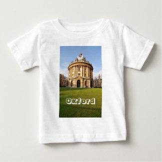 Camiseta Para Bebê Biblioteca em Oxford, Inglaterra
