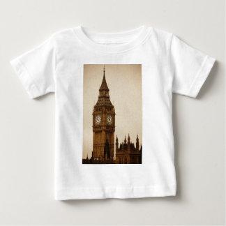 Camiseta Para Bebê Big Ben