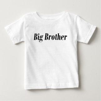 Camiseta Para Bebê Big brother