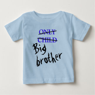 Camiseta Para Bebê Big brother