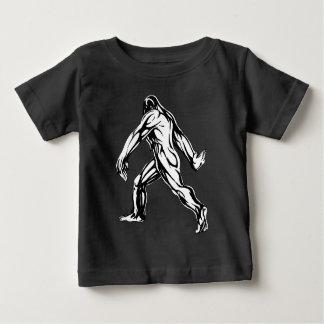 Camiseta Para Bebê Bigfoot
