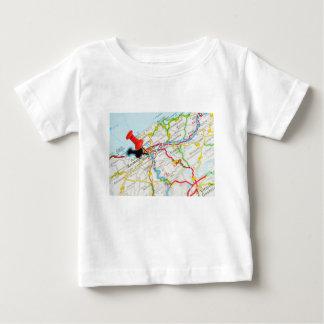 Camiseta Para Bebê Bilbao, espanha