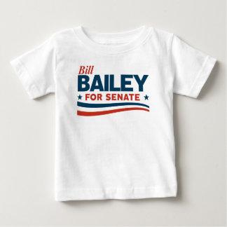 Camiseta Para Bebê Bill Bailey