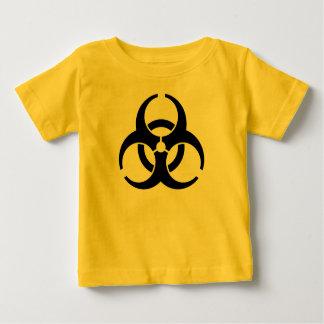 Camiseta Para Bebê Biohazard