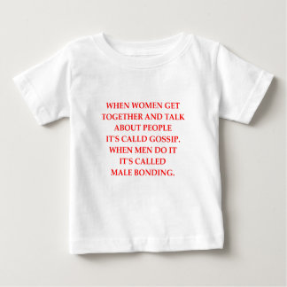 Camiseta Para Bebê bisbolhetice