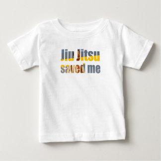 Camiseta Para Bebê BJJ salvar me