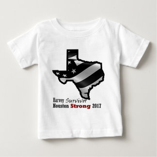 Camiseta Para Bebê Bk rd.gif branco do design de Harvey
