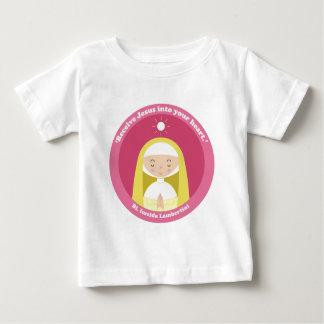 Camiseta Para Bebê Bl. Imelda Lambertini