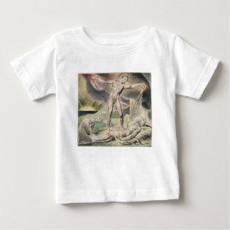 Camiseta Para Bebê Blake_Book_of_Job_Linell_